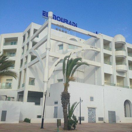 El Mouradi El Menzah: отель