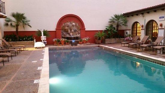 Omni La Mansion del Rio: Pool