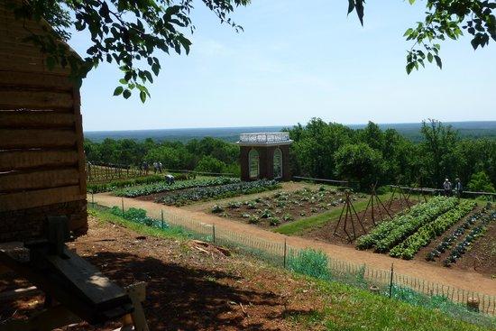 Monticello : Gardens