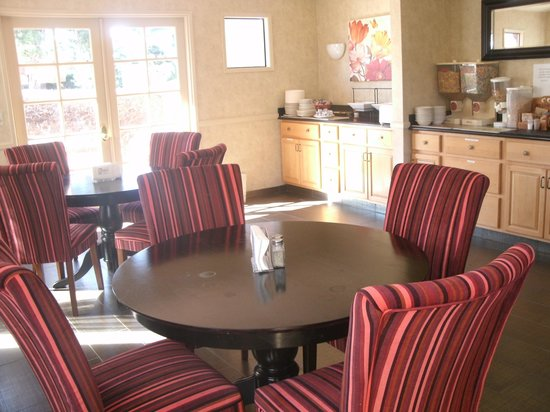 Rosedale Inn : Breakfast Room