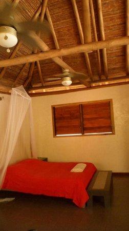 Rancho Capulin Bed&Breakfast : Habitación