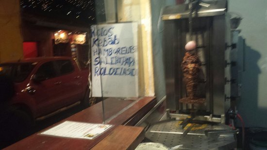 rey kebab en cusco