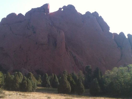 Garden of the Gods: Kissing Camels