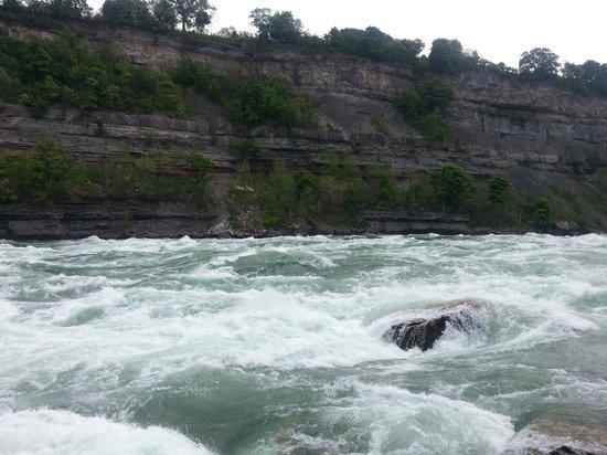 White Water Walk : Looking Upstream