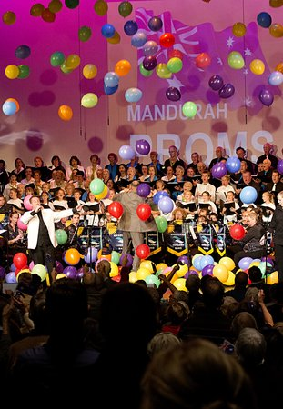 Mandurah Performing Arts Centre: Mandurah Proms