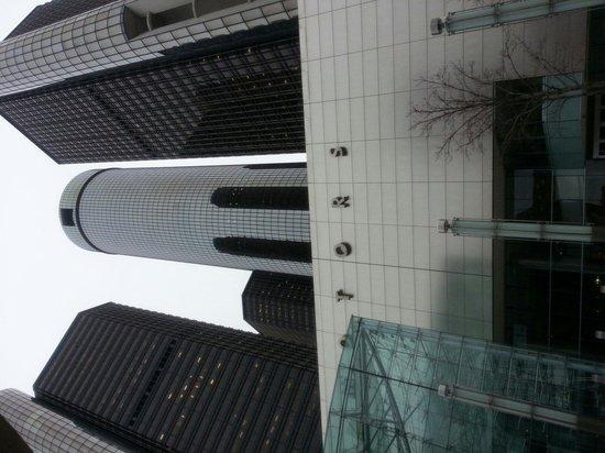 GM Renaissance Center: April 2014
