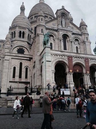 Basilique du Sacré-Cœur de Montmartre : Nice building