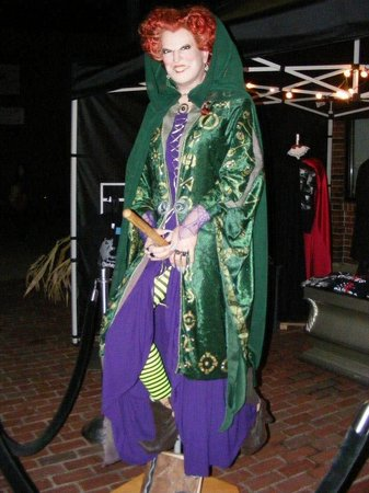 Count Orlok's Nightmare Gallery: Hocus Pocus's Winifred!