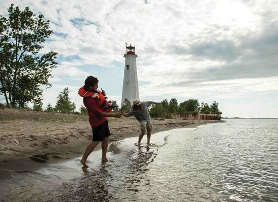 Norfolk County, Kanada: Long Point Lighthouse