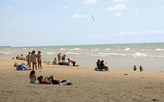 Norfolk County, Canada: Long Point Beach