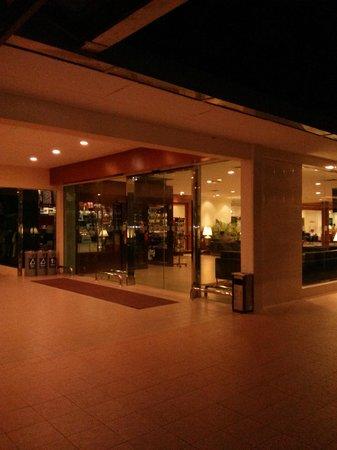 Concorde Inn Kuala Lumpur International Airport : side entrance