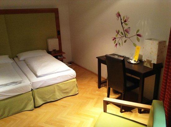 Hotel Papageno: Chambre double