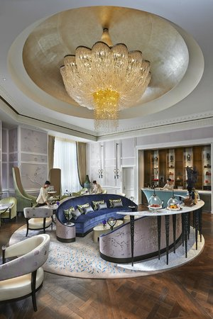 Mandarin Oriental, Taipei: 青隅 Jade Lounge