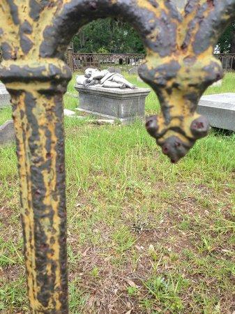 Magnolia Cemetery: Little Annie