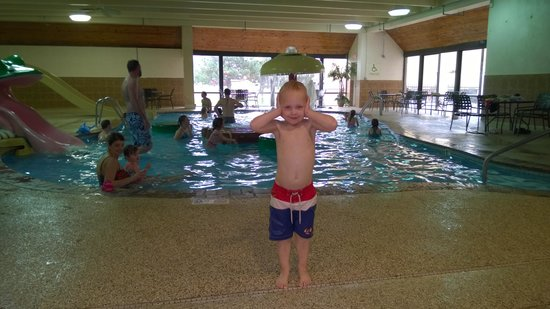 BEST WESTERN PLUS Kelly Inn: View of the pool area