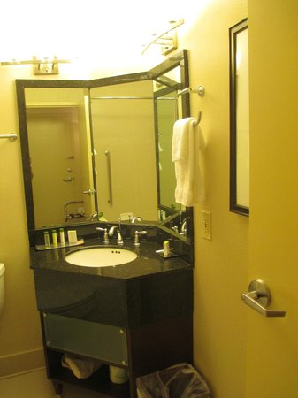 DoubleTree by Hilton Hotel Denver - Stapleton North : SdB