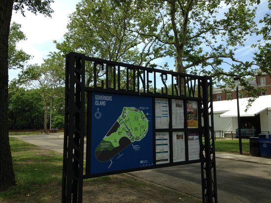 Governors Island National Monument : Governor's Island