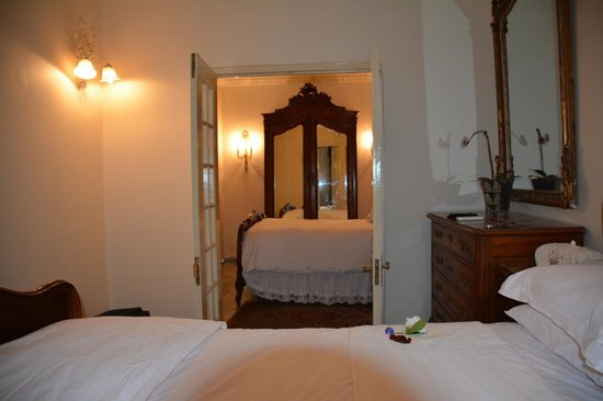 Illyria House: Our bedroom