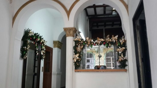 Casco Antiguo: Christmas time