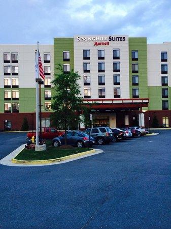 SpringHill Suites Potomac Mills Woodbridge: SHS