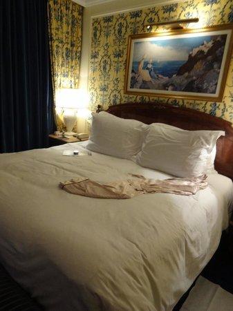 Hotel de Paris Monte-Carlo: Luxo