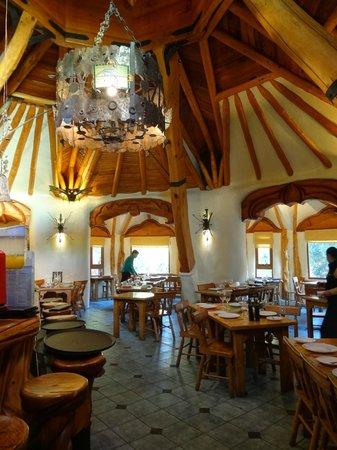 Interior do Casa Bosque