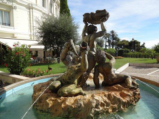 Hotel de Paris Monte-Carlo: Lindo