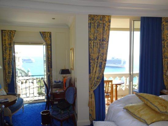 Hotel de Paris Monte-Carlo : linda vista