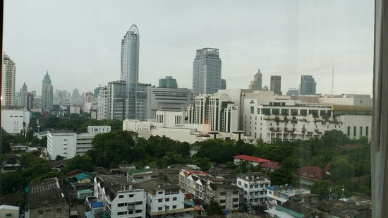 VIE Hotel Bangkok, MGallery by Sofitel : Overlooking Siam Paragon, Centra Grand, Platinum Mall from my room 1509!