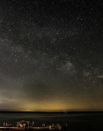 Westridge Shores Resort: Picture of the Milky Way