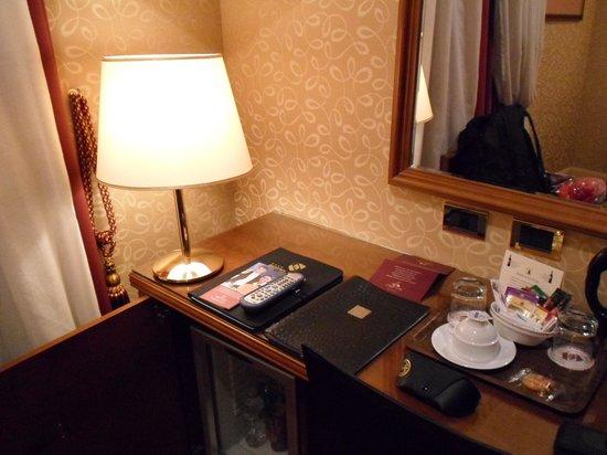Hotel Berna: Achei o quarto bem aconchegante