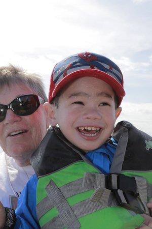Westridge Shores Resort: Boat ride