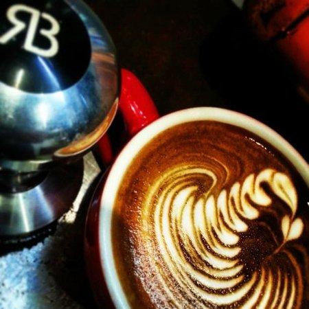 Trina's Cafe: Quality coffee