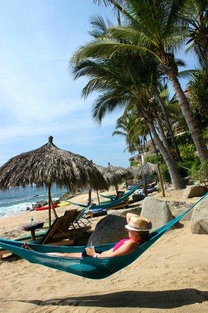 Playa Escondida: Beach