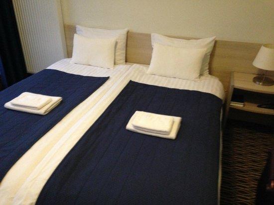Kaunas City Hotel: Room