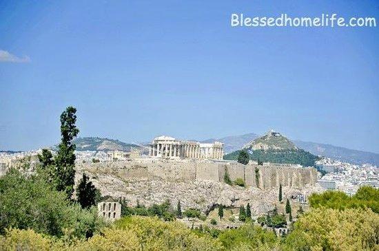 Philopappos Hill : Filopappos Hill