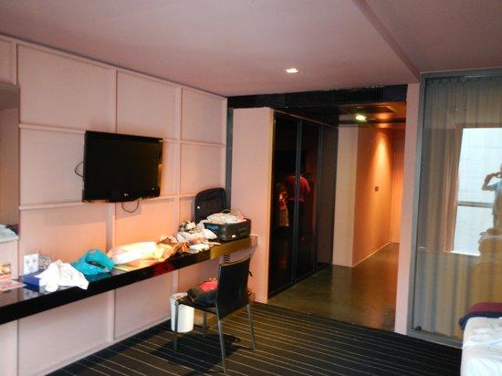 ذا هرتدج هوتلز بانكوك: In my Room 704