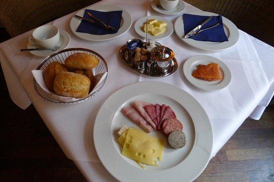 Zum Heidkrug - Frühstück