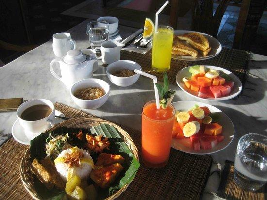 Honeymoon Guesthouses: Delicious breakfast