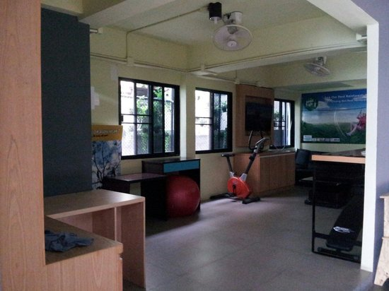 9 Hostel : Common area