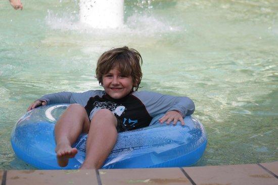 Turtle Beach Resort: heated pool