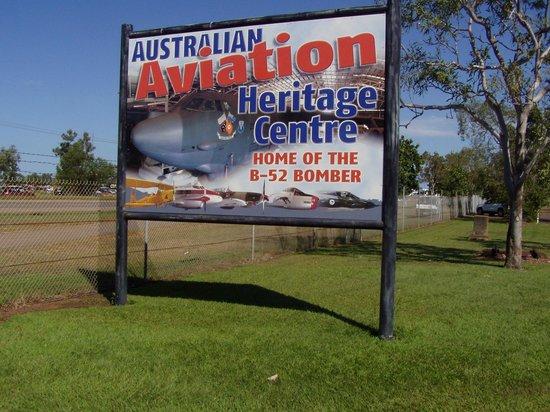 Australian Aviation Heritage Centre : 557 stuart hwy darwin