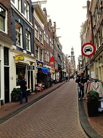 Jordaan : Street Scene