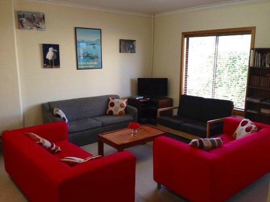 Kangaroo Island Central Backpackers: Lounge