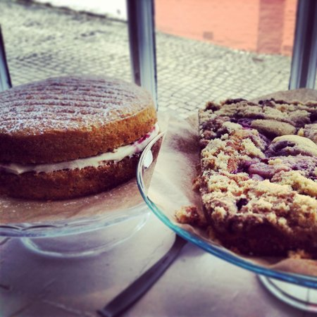 Sophie's: Homemade cakes