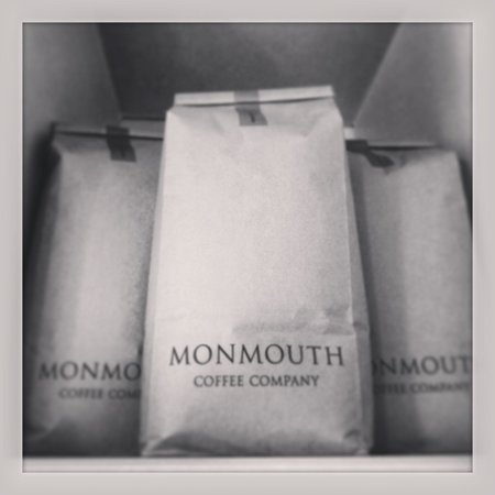 Sophie's: Monmouth Coffee