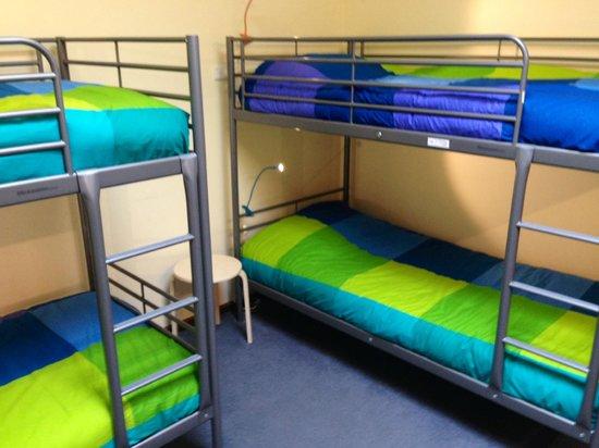 Kangaroo Island Central Backpackers: Shared Dormitory