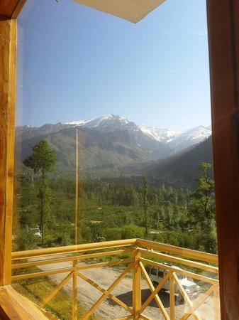 Hotel Vyas Vatika Manali: View from room