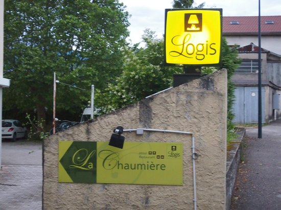 Hotel Restaurant La Chaumiere : logis de France