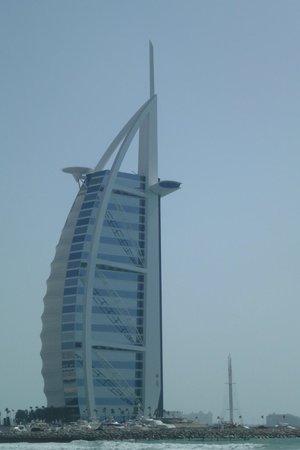 Burj al-Arab : vista